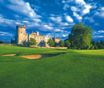 dromoland special offer golfing holiday vacation ireland