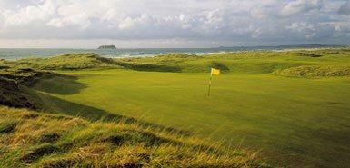 Ballyliffin Old Course club - Swing Golf Ireland - Ireland Golf Holidays