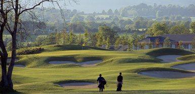 Druids glen golf heath course - Swing Golf Ireland - Ireland Golf Holidays