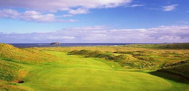 Ballyliffin Golf Club (Glasheedy Course) - Swing Golf Ireland - Ireland Golf Holidays