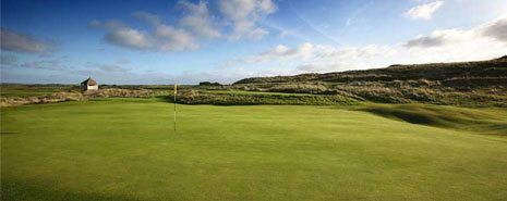Castlerock Golf Club - Swing Golf Ireland - Ireland Golf Holidays