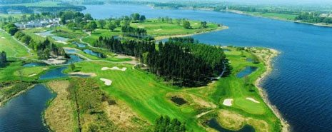 Tulfaris Golf Club - Swing Golf Ireland - Ireland Golf Holidays
