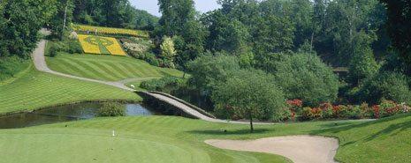 Druid's Glen Golf Club (Glen Course) - Swing Golf Ireland - Ireland Golf Holidays