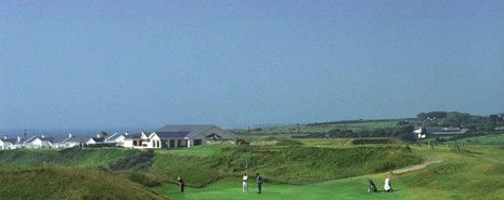 St Helens Bay Golf Club - Swing Golf Ireland - Ireland Golf Holidays