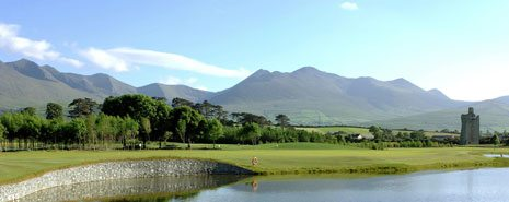 Beaufort Golf Club - Swing Golf Ireland - Ireland Golf Holidays