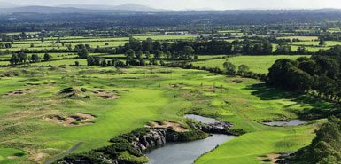 K Club Smurfit Golf Club - Swing Golf Ireland - Ireland Golf Holidays