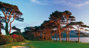 Killarney Golf Club (Mahony's Pt. Course) - Swing Golf Ireland - Ireland Golf Holidays