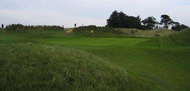 Louth golf course club - Swing Golf Ireland - Ireland Golf Holidays