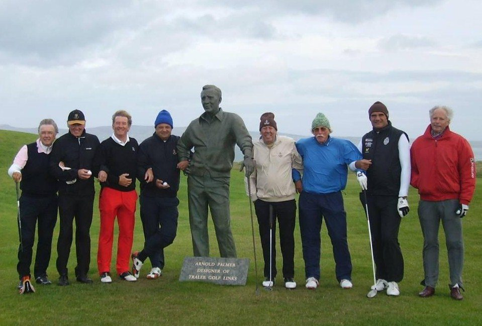 Peer group golf trip australia ireland