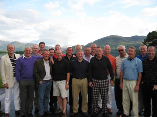 Randle group golf stay Ireland