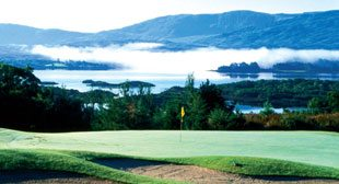 Ring of Kerry Golf Club - Swing Golf Ireland - Ireland Golf Holidays
