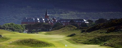 Royal County Down (Championship Course) - Swing Golf Ireland - Ireland Golf Holidays