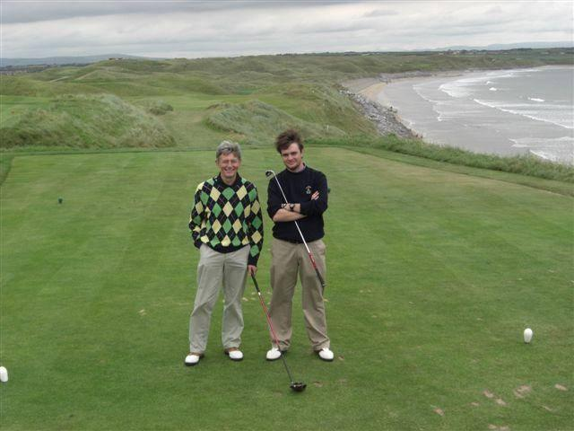 Armstrong group golf vacation ireland