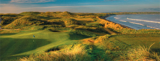 balybunion special offer golf vacation