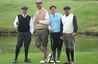 ken betz golf party swing golf ireland