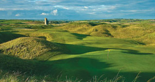 Lahinch Golf Club Old, Doonbeg, Ballybunion Old, Tralee, Waterville, Old Head...