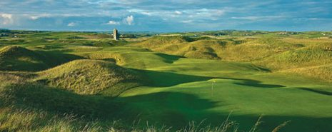 Lahinch Golf Club (Castle Course) - Swing Golf Ireland - Ireland Golf Holidays
