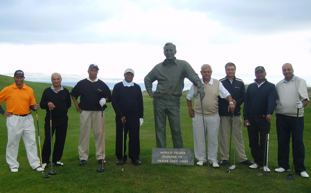 Patel group golf vacation ireland