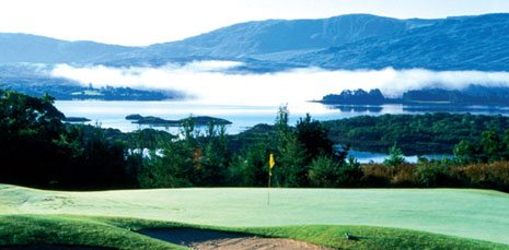 ring of kerry golf course - Swing Golf Ireland - Ireland Golf Holidays