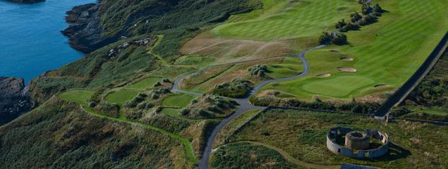 SWING Golf Ireland - Featured Course Tralee Golf Club – Ireland Golf Holidays