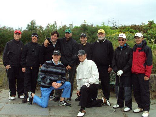 treon group golf trip ireland