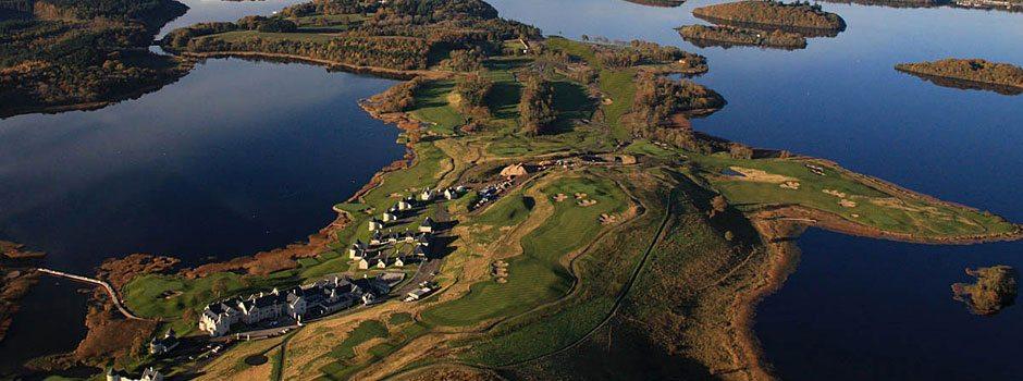Lough Erne Golf Resort - Swing Golf Ireland - Ireland Golf Holidays