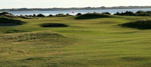 Dooks 9th Hole – Swing Golf Ireland – Irish Golf Vacations