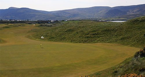10th Hole Waterville