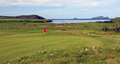 Dingle 5th Green