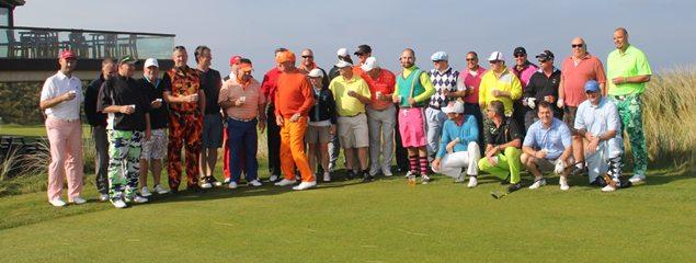 Ballybunion Golfers - Swing Golf Ireland - Ireland Golf Holidays