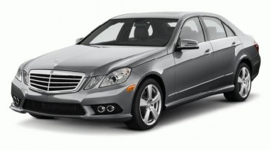 Mercedes - E - Class - Swing Golf Ireland - Irish Golf Vacations