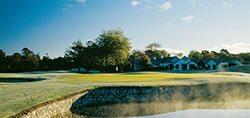 Dromoland Castle Lake - Swing Golf Ireland - Ireland Golf Holidays