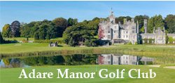 Irish Golf Courses | Adare Golf Club
