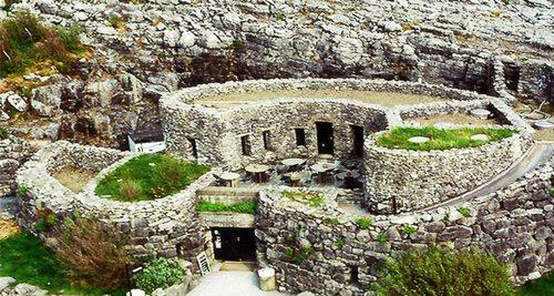The Burren - Sightseeing Near Trump International Golf Links Doonbeg Ireland