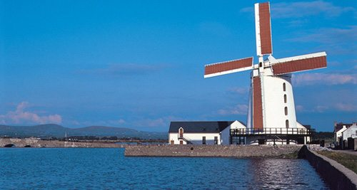 Blennerville Windmill - SWING Golf Ireland - Irish Golf Vacations