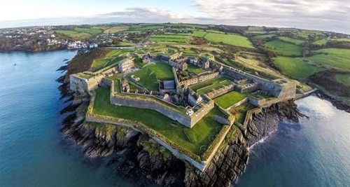 Charles Fort - Swing Golf Ireland - Irish Golf Vacations