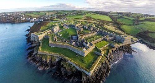 Charles Fort - Swing Golf Ireland - Irish Golf Vacations