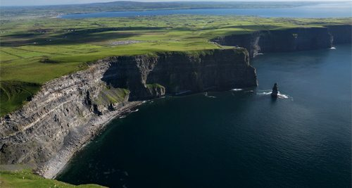 Cliffs of Moher - Swing Golf Ireland - Irish Golf Vacations