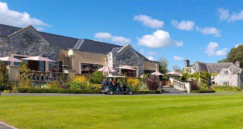 Adare Golf Club Clubhouse - Adare Manor