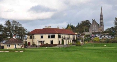 Cork Golf Clubhouse – SWING Golf Ireland – Irish Golf Vacations
