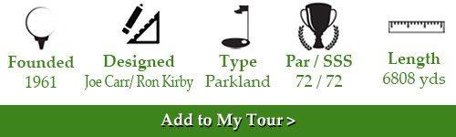 Dromoland Castle Golf & Country Club