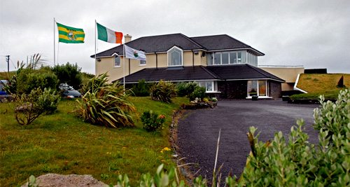 The Clubhouse | Dingle Golf Links