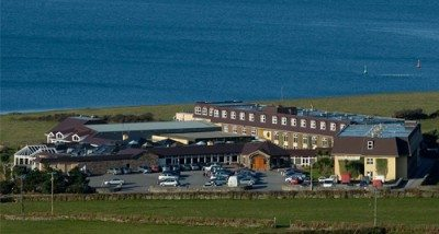 Dingle Skellig Hotel - SWING Golf Ireland - Irish golf Vacations