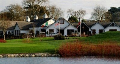 Dromoland Clubhouse – SWING Golf Ireland – Irish Golf Vacations