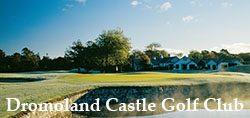 Irish Golf Courses | Dromoland Castle Golf Club
