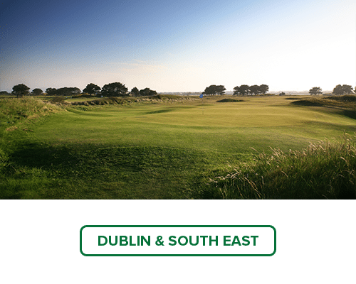 Irish Golf Regions