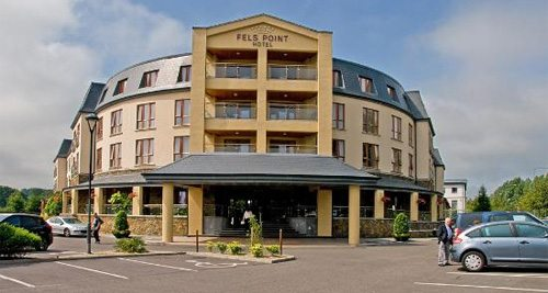 Fels Point Hotel - SWING Golf Ireland - Irish Golf Vacations