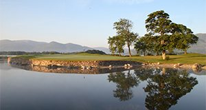 Killarney GC Lakes – SWING Golf Ireland – Irish Golf Vacations