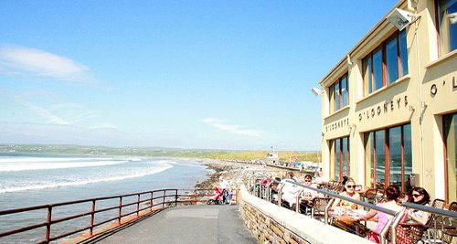 O'Looneys Lahinch - Swing Golf Ireland - Irish Golf Vacations