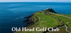 Irish Golf Courses | Old Head Golf Links